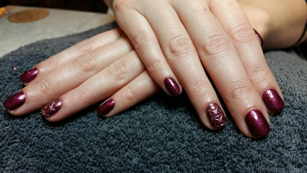 Gelish met filligree