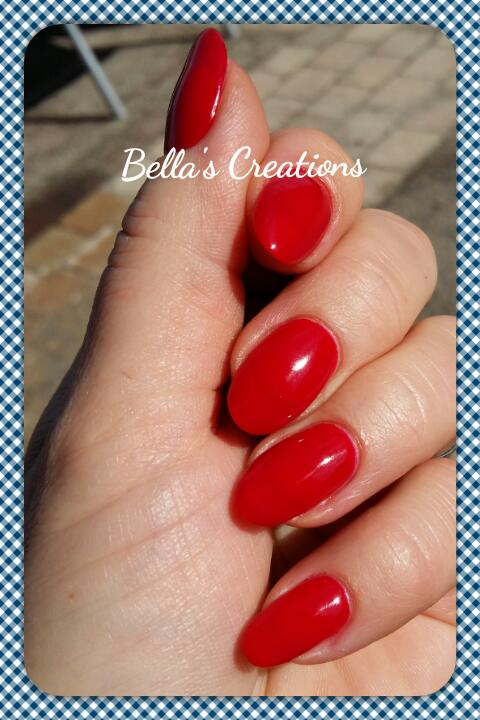 gelish natural nails!