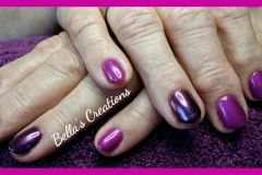 Gelish en quartz